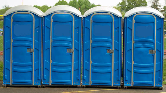 Los Angeles porta potty rental