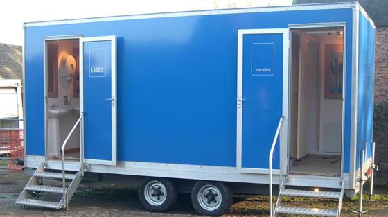Porta Potty Rentals & Portable Toilets | Local Porta Potty